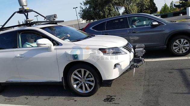 因涉嫌窃取无人驾驶商业机密 苹果一前员工被逮捕