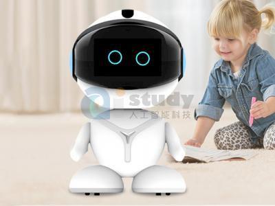 中国机器人教育网:未来的趋势就是人工智能