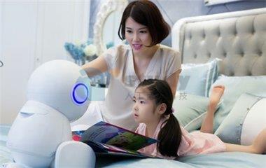 小米生态链公司钕娲创造推出教育陪伴机器人