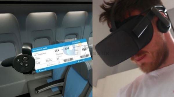 VR模拟通关、登机等手续,有效治疗