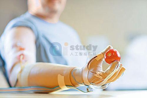 """虚拟现实有望协助截肢患者""""感触""""到来自假肢的触感"""