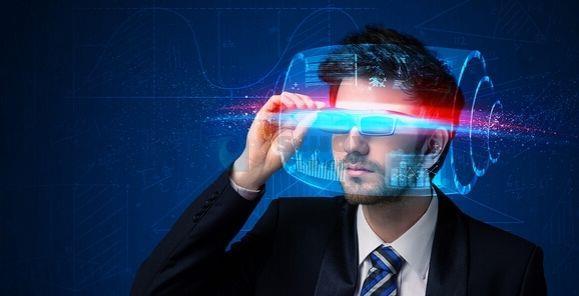虚拟现实与航空业结合