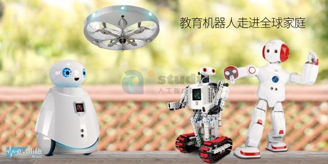 教育机器人与机器人教育看似相同其实不同