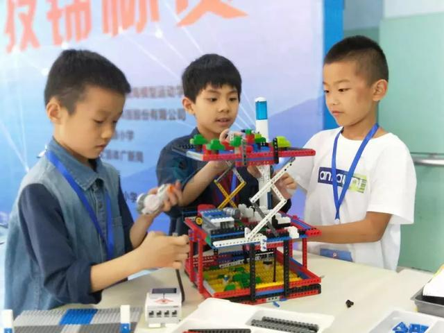 教育机器人给孩子带来的五大能力