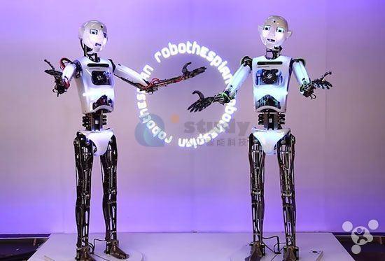 关于人工智能,来看看你想不到的奇葩机器人