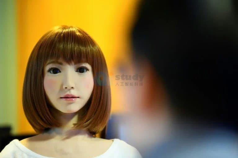 机器人越来越迷人了,你hold住吗?