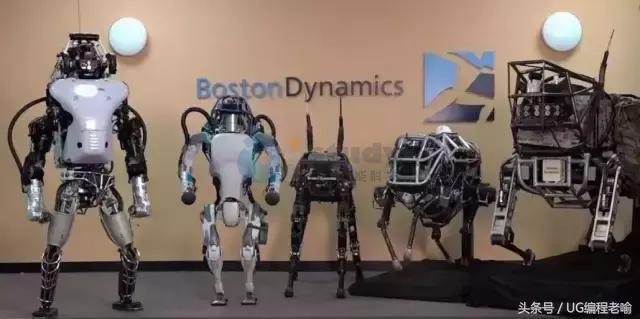 波士顿机器人纵身一跃的进化程度,再度让全世界一石激起千层浪!