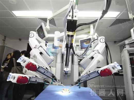 中国已成为全球最大的机器人应用市场