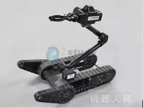 我国焊接机器人有望实现新突破