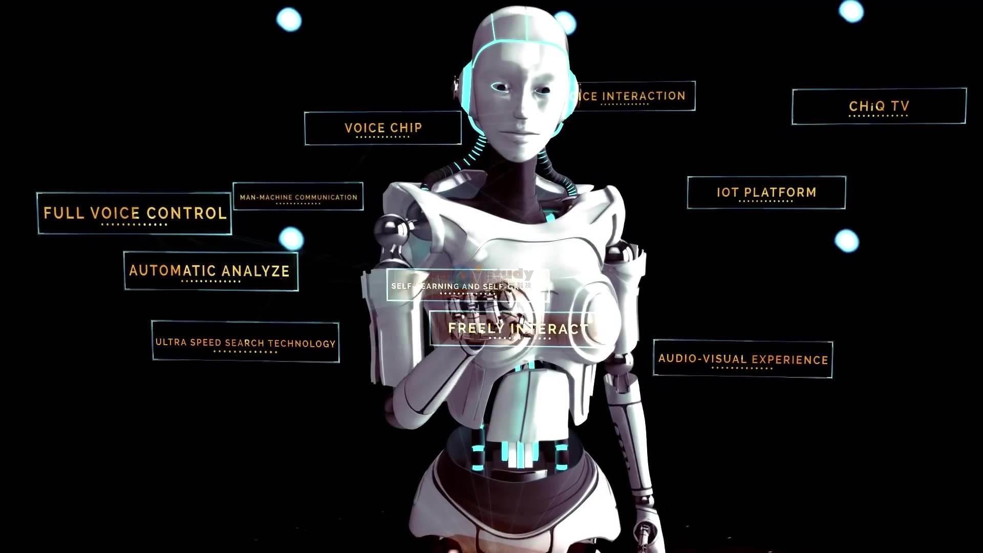 这些机器人你见过吗?