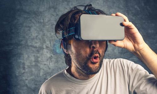 VR游戏体验,带你进入游戏王国!