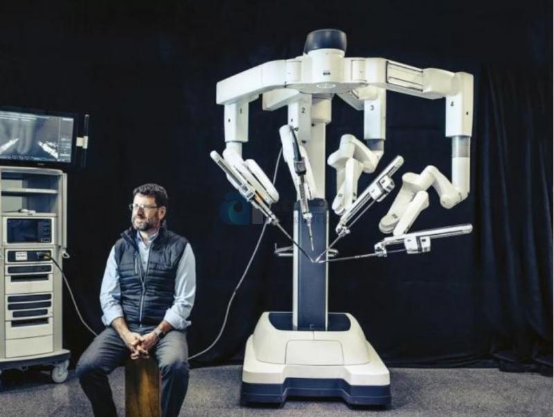 统治世界20年的医疗神器达芬奇机器人遭遇强劲对手