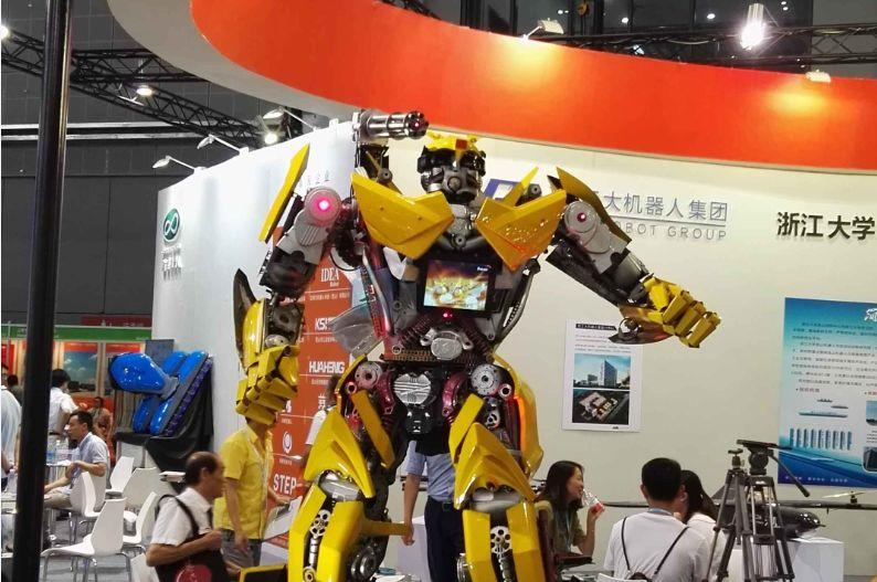 """""""辣么""""多的机器人,请选出你最喜欢的那一款吧!"""