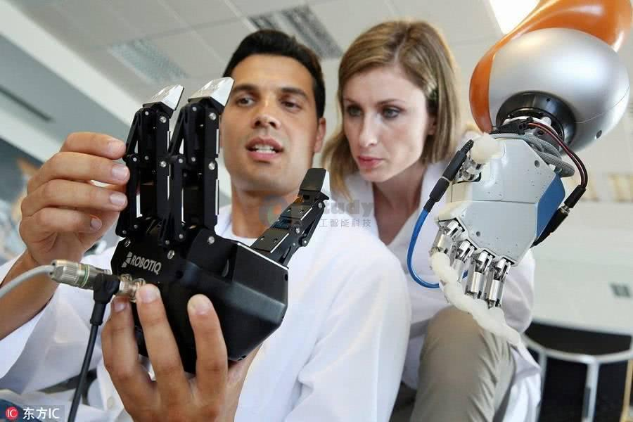 劳动节或将成为机器人的节日?