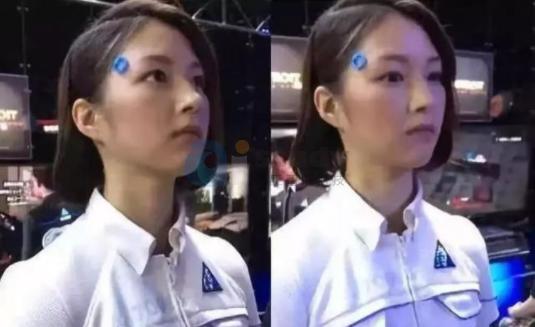 日本美女机器人上市一小时被抢光,比真人漂亮,看起来像极了爱情