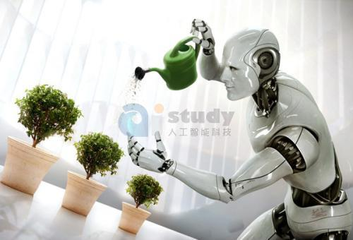 人工智能下的机器人是社会进步下的产物