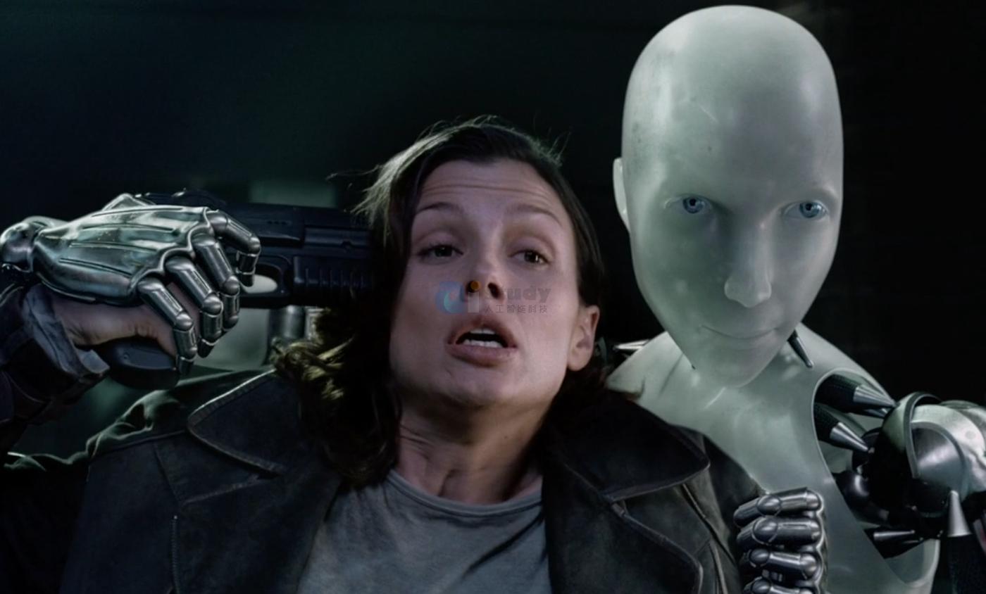 人工智能像机械公敌中的那样,人类是被统治,还是走向灭亡?