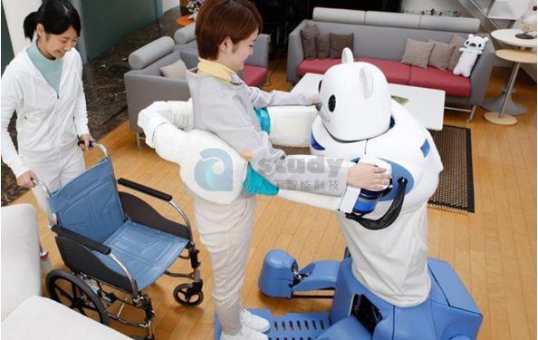人工智能护士来了,病人接受它们服务吗?护士担心自己的饭碗吗?