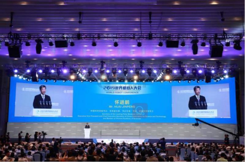 去年全球工业机器人38%中国造!