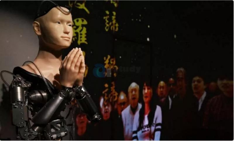 机器人已经冲进寺庙抢和尚饭碗!
