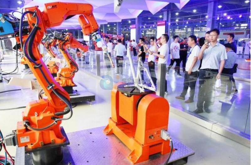 浙江唯一!钱江机器人进入符合《工业机器人行业规范条件》企业名单