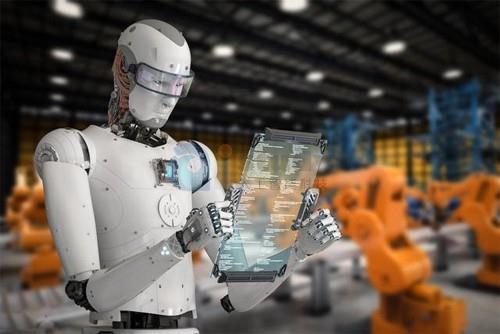 国内首款垃圾分类机器人亮相