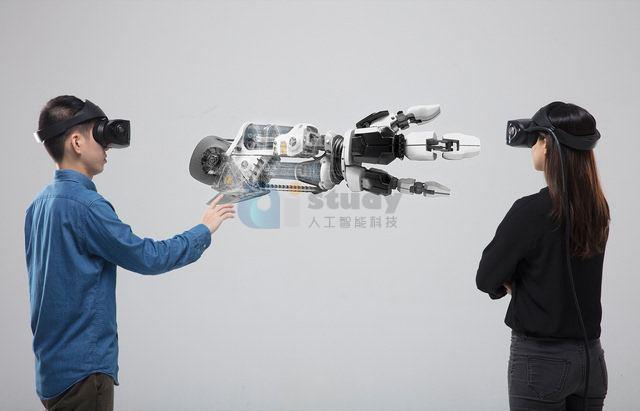 人类立体视觉提高VR头显对比度